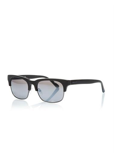 Gant  Gnt 7084 02C Erkek Güneş Gözlüğü Siyah